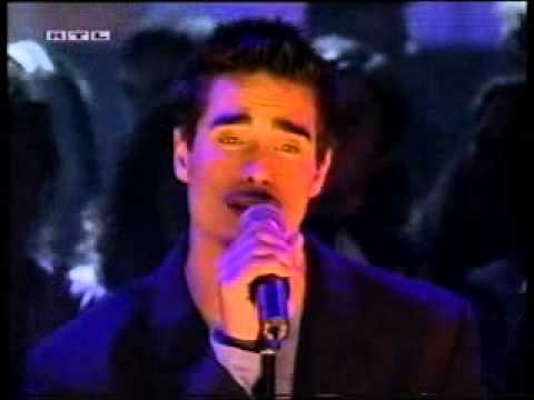 Backstreet Boys - I want it that way (TOTP)