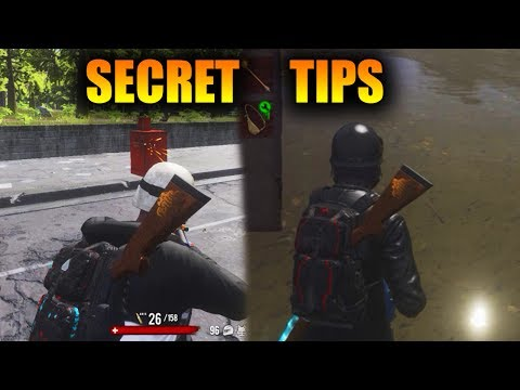 SECRET H1Z1 TIPS YOU DIDN'T KNOW ABOUT! H1Z1 Best Tricks to Make You Better! (H1Z1 Beginner Secrets)