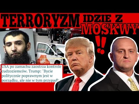 TERRORYZM IDZIE Z MOSKWY! Kowalski & Chojecki NA ŻYWO 2.11.2017