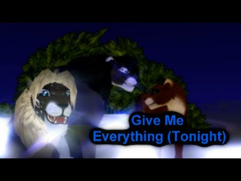 Feral Heart: Give Me Everything (Tonight)