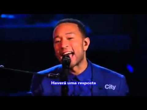 Let it  be - Alicia Keys & John Legend