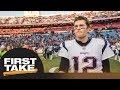 Joe Thomas: No team polarizes fans like the New England Patriots | First Take | ESPN