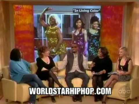 Jamie Foxx Interview -  On The view