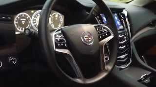 Quick Video of the 2015 Cadillac Escalade