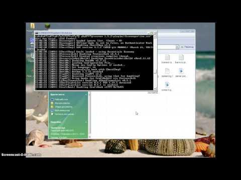 Как сделать сервер майнкрафт и открыть порты