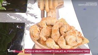 Facili e veloci: le ricette a base di formaggio - TuttoChiaro 07/08/2019