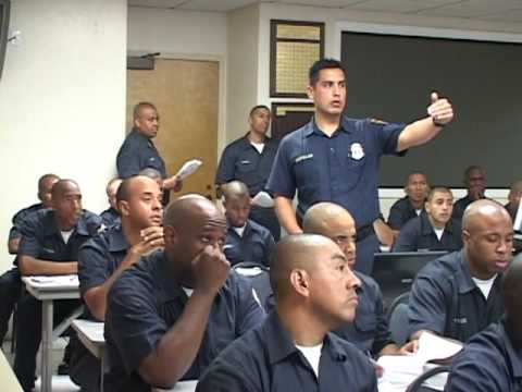 PART 1 CLASS 18: IN SIGHT AND SOUND-THE JAMES SHERN FIRE ACADEMY/COMPTON FIRE DEPARTMENT