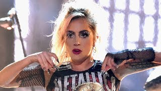 Lady Gaga CANCELS Remainder of Joanne Tour Due to Chronic Pain