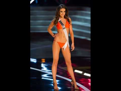Miss USA 2013 Preliminary Swimsuit Competition