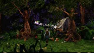 Quest for Glory 5:  Dancing with the Dryads