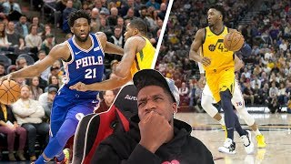 EMBIID'S FINALLY BACK! Philadelphia 76ers vs Utah Jazz - Full Game Highlights