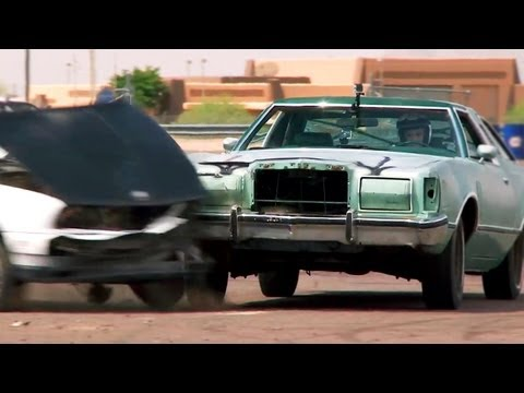 Ramming, Pit Maneuvers & High Speed Shootouts in a 2013 Chevrolet Camaro SS!  The J-Turn Episode 9