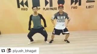 Piyush Bhagat and Sushant Khatri dancing on Beat pe Booty