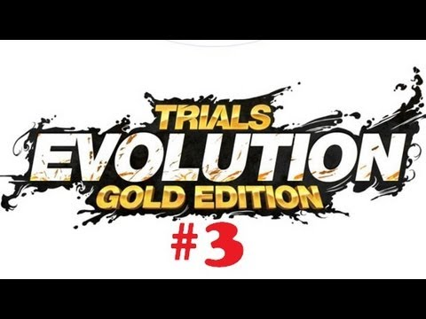 Trials Evolution - Middle Name:Danger/Oil Crisis - Rattler 125cc and Piranha 250cc