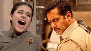 Dabangg 3 : Kajol to play Salman Khan's Rajjo | Filmibeat