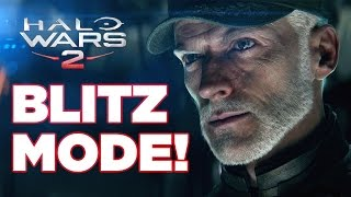 Halo Wars 2 Blitz Mode Preview