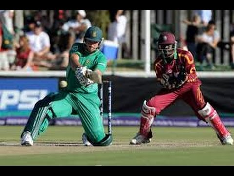 SOUTH AFRICA vs WEST INDIES ||2015|| WORLD CUP HIGHLIGHTS