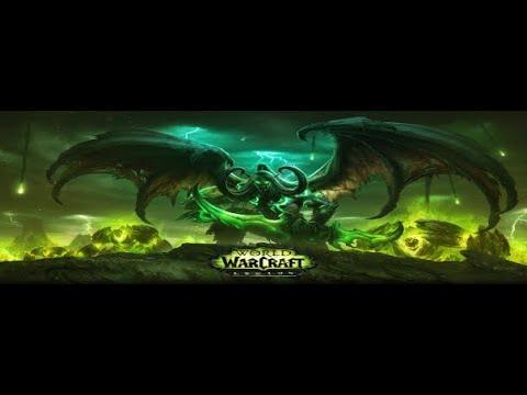 Tráiler de lanzamiento de World of Warcraft: Legion