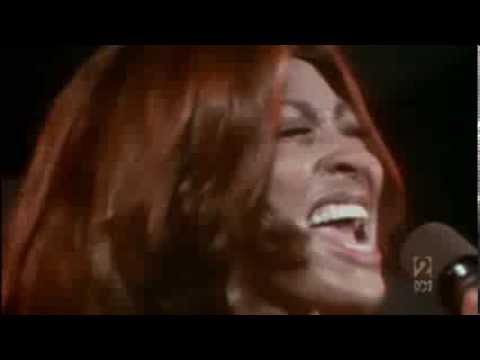 Rare Tina & Ike Turner '71 perform River Deep Mountain High in Ghana & Phil Spector crazy as ever!