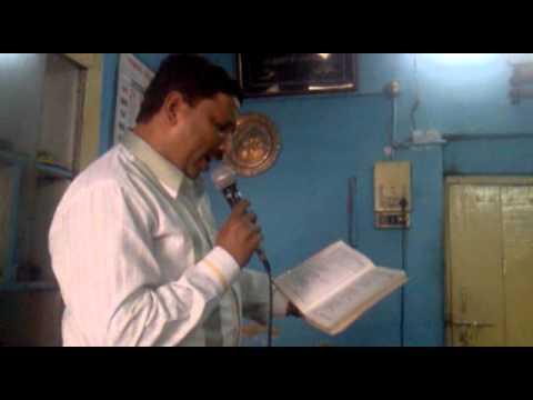 Mohammed Rafi - O Meri Mehbooba - Sung By Vali Basha.