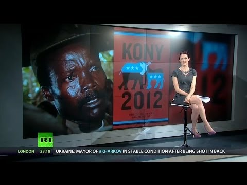 Hunt for Kony Exposes Aid Sham in Uganda   Interview with Jane Bussmann