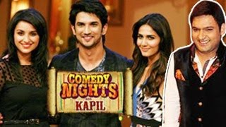 Comedy Nights with Kapil Sharma 31st August episode Parineeti Chopra Sushant Singh