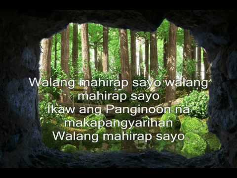 Boy Baldomaro - Walang Mahirap Sayo