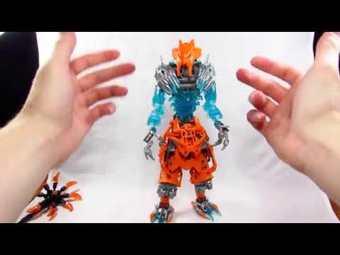 Bionicle MOC Review: Eaquaydo V2