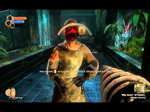 Bioshock 2 Beginning pt1