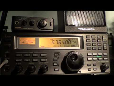 NMN Marine weather broadcast from Virginia on Shortwave