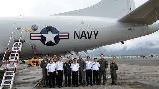 Tin vui Mỹ cho không VN máy bay săn ngầm P3C để đối phó đối thủ trên biển Đông
