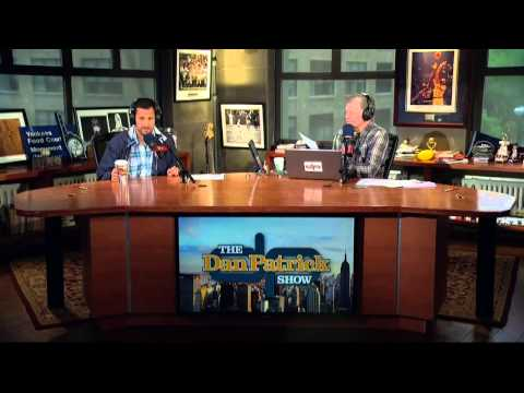 Adam Sandler on the Dan Patrick Show (Full Interview) 5/15/14