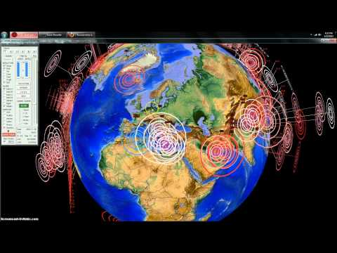 5/23/2013 -- Global Earthquake Overview -- Pacific unrest -- Volcanic EQ Uptick