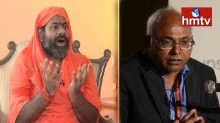 Swami Paripoornananda Face to Face over Kanche Ilaiah Comments
