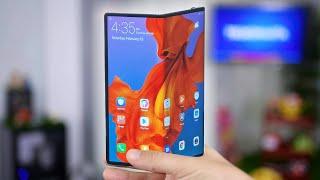 EL TELÉFONO PLEGABLE DEL FUTURO!!!!!!! Huawei Mate X