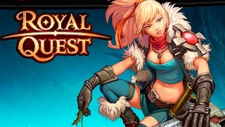"""Royal Quest - От авторов """"Космических Рейнджеров"""" и """"King's Bounty"""" (Обзор)"""