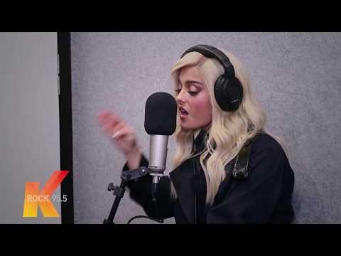 Bebe Rexha - I'm A Mess Acoustic - Krock Studio Sessions