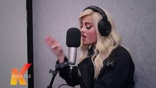 Bebe Rexha I 39 M A Mess Acoustic Krock Studio Sessions