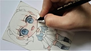 How to Draw Chibis Tutorial