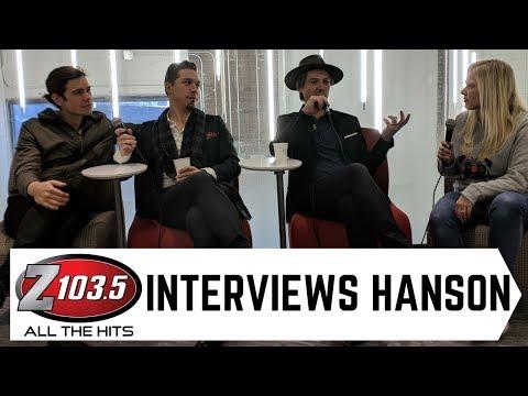 Amanda Logan Chats Christmas With Hanson