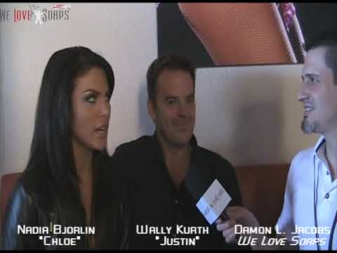Days of Our Lives - Day of DAYS: Wally Kurth & Nadia Bjorlin