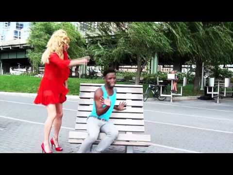 "STARSHIPS - NICKI MINAJ PARODY - ""THESE LIPS"" SHERRY VINE"