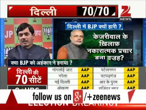 Delhi election results: Negative campaigning against AAP reason for BJP's loss?