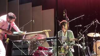 Mini Mansions - Mirror Mountain live @ Hollywood  Bowl , October 17, 2018