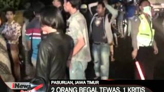 Download video Pelaku begal motor tewas dikroyok warga, kehabisan darah akibat dicelurit - iNews Pagi 18/04