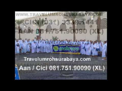 Video travel umroh saudaraku surabaya