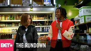 See DUCKWRTH's Impromptu Bodega Pop-Up Concert   The Rundown With Robin Thede