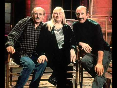 Peter, Paul & Mary - Tramp On The Street