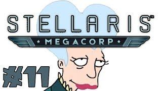 Stellaris: MegaCorp -- Mom's Friendly Robot Company - Ep 11