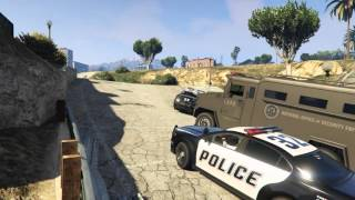 The Narcotic Incursion (A GTA:V Short Movie)